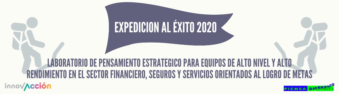 EXPEDICION AL EXITO 2020