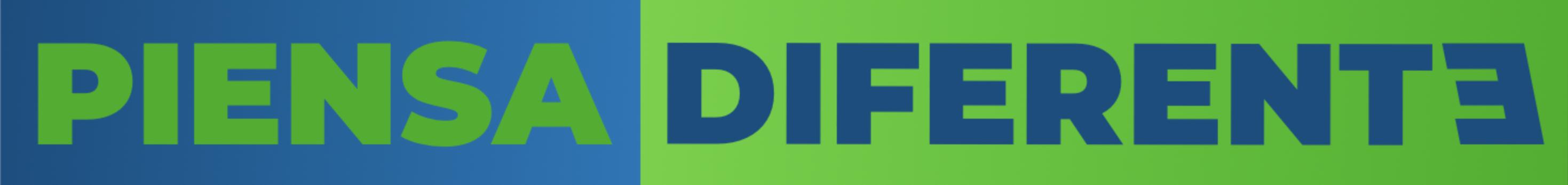 Logo Piensa Diferente